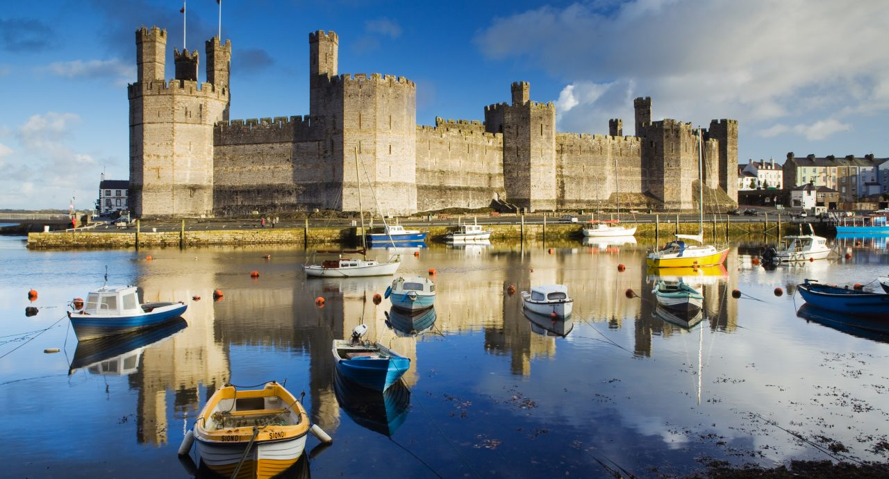 Caernarfon Castle Cardiff