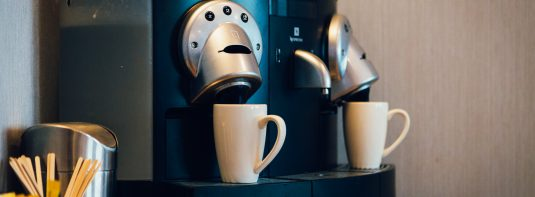 Novotel Nottingham Derby Meeting Room Coffee Machine
