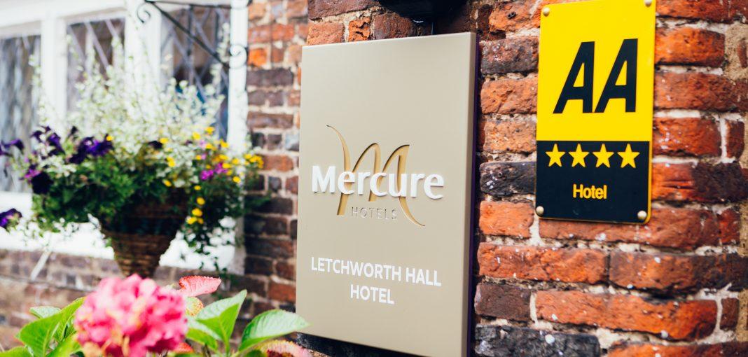 Mercure Hotel Letchworth Hall - 4 Star Hotel