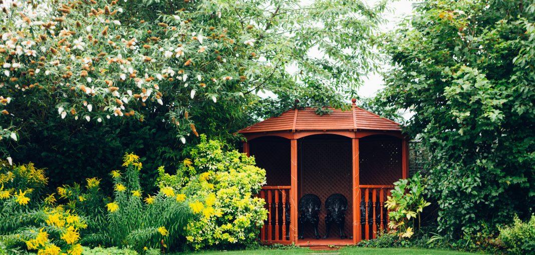 Mercure Hotel Letchworth Hall - Garden Pagoda