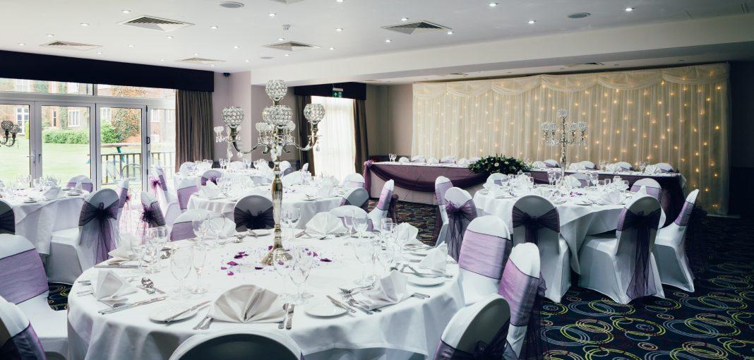 Mercure Hotel Letchworth Hall - Banquet Suite