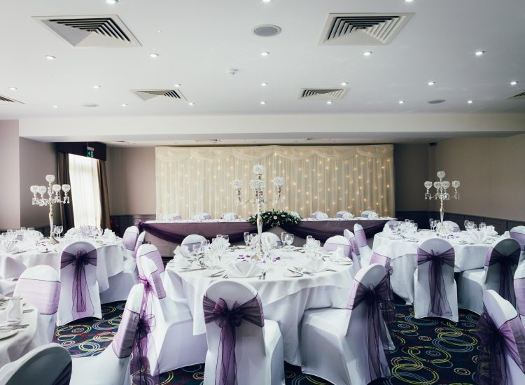 Mercure Hotel Letchworth Hall - Banquet Suite
