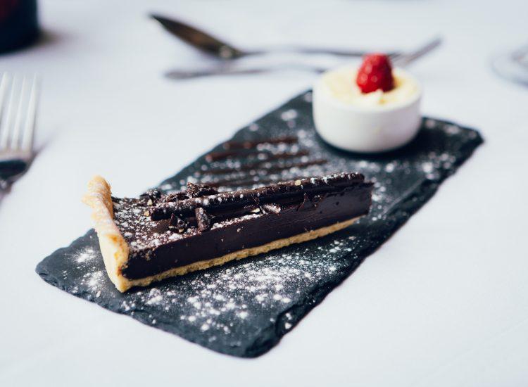 Mercure Hotel Letchworth Hall - Lyttons Restaurant, Dessert