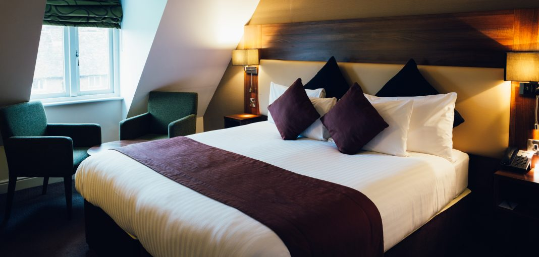 Mercure Hotel Letchworth Hall - Superior King Size Room