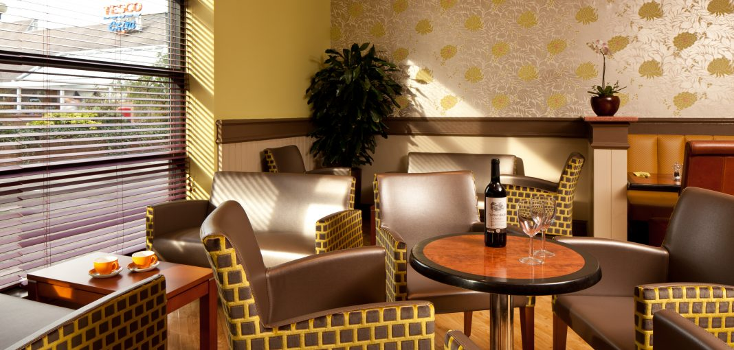 Ibis Forum Stevenage Cafe Green