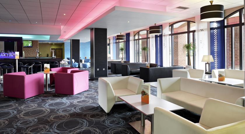 Novotel Ipswich Hotel Bar and Lounge