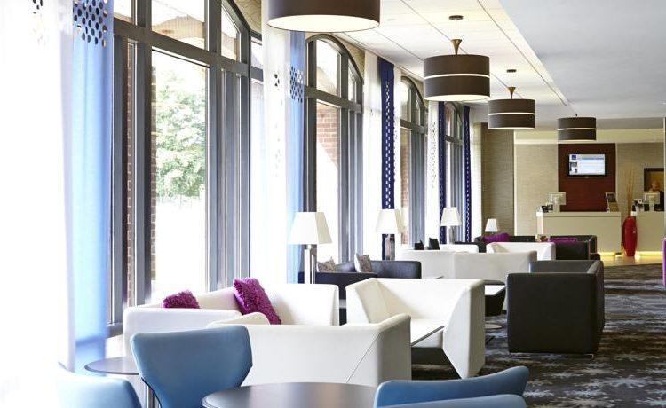 Novotel Ipswich Hotel Lounge