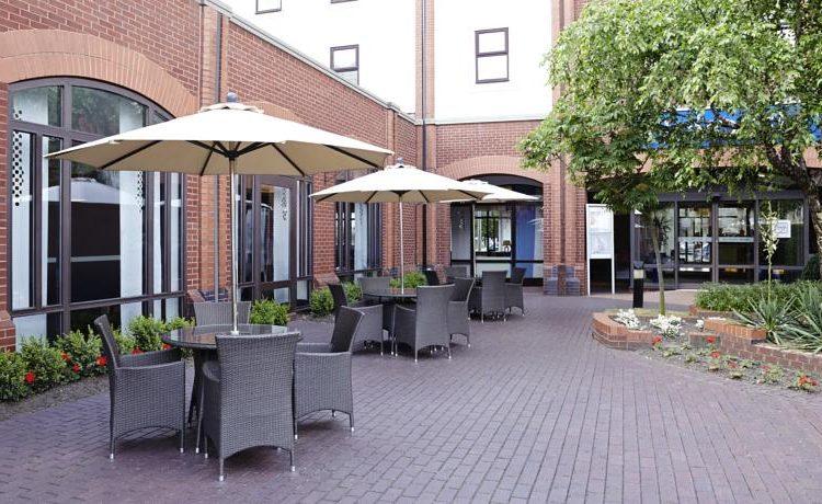 Novotel Ipswich terrace