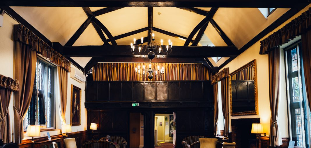 Mercure Letchworth Hall Hotel Great Hall