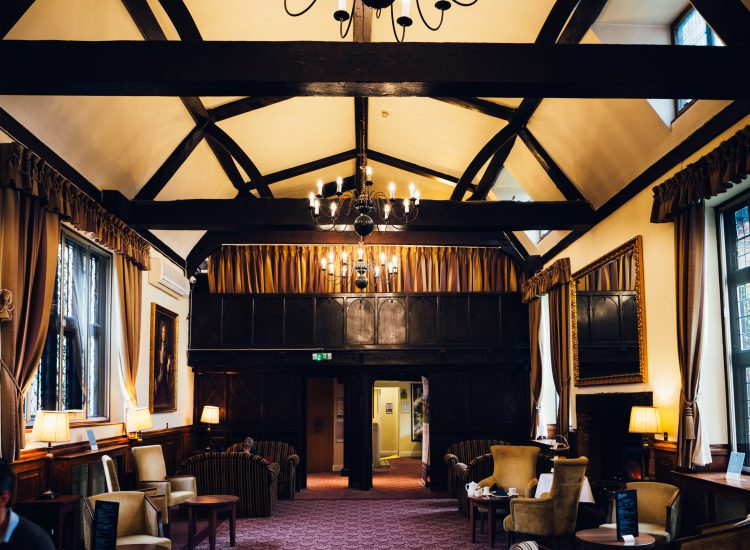Mercure Letchworth Hall Hotel Great Hall