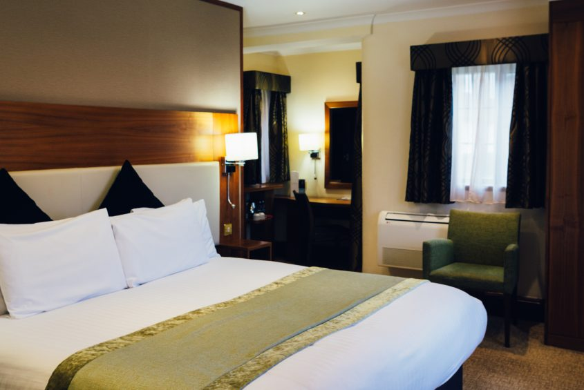 Rooms Mercure Letchworth Hall Hotel Fairview Hotel