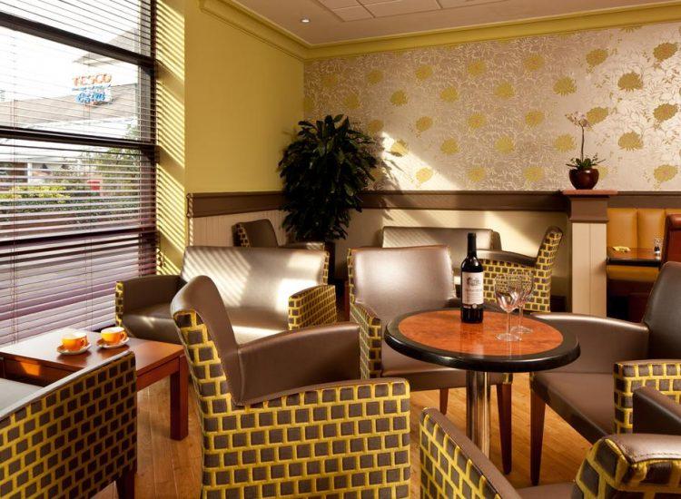 Ibis Forum Stevenage Lounge Area