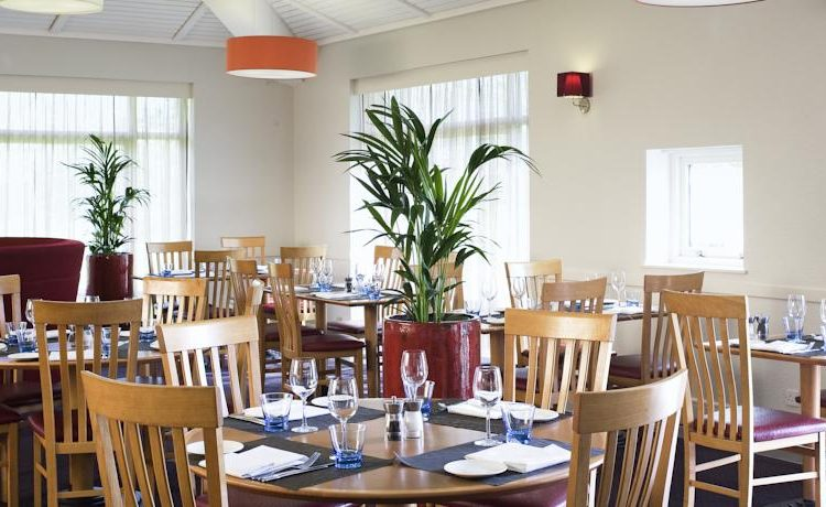 Novotel Hotel Manchester West Dining Room