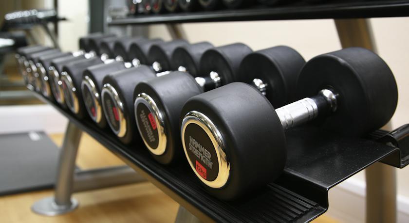 Novotel Hotel Manchester West Fitness Centre