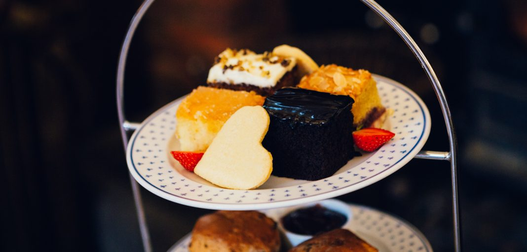 Mercure Letchworth Hall Food Afternoon Tea