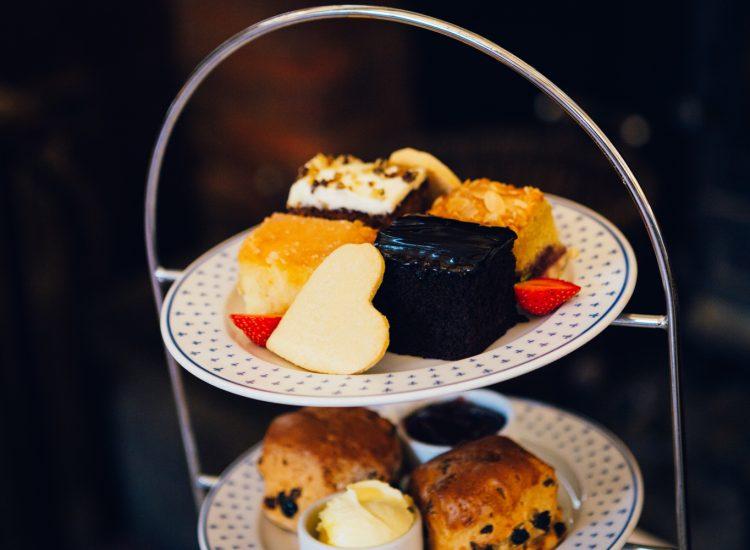 Mercure Letchworth Hall Food Afternoon Tea