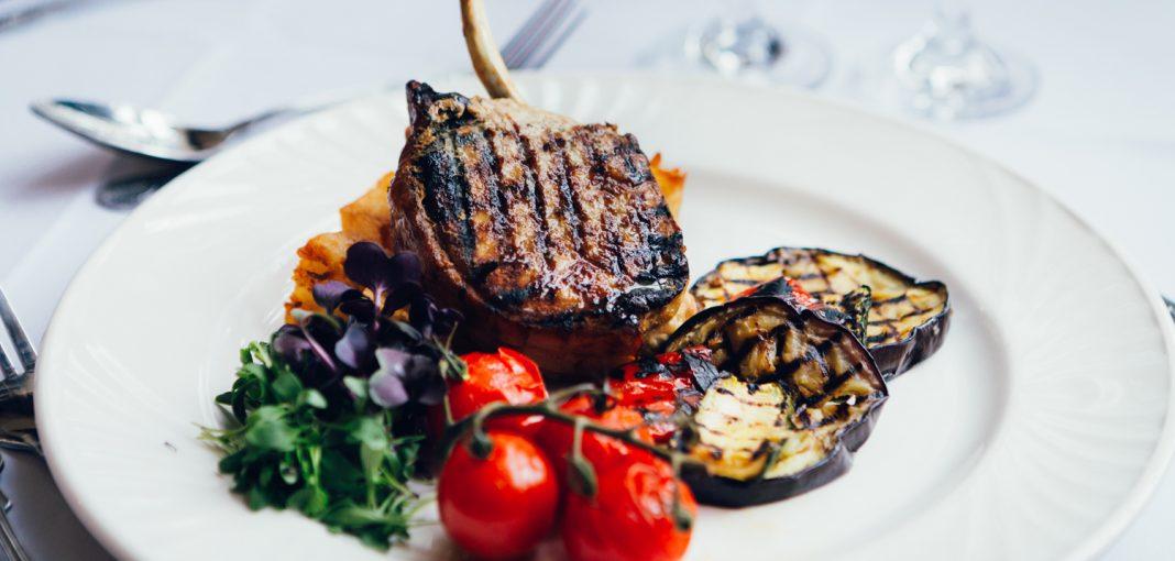 Mercure Letchworth Hall Food - Lamb