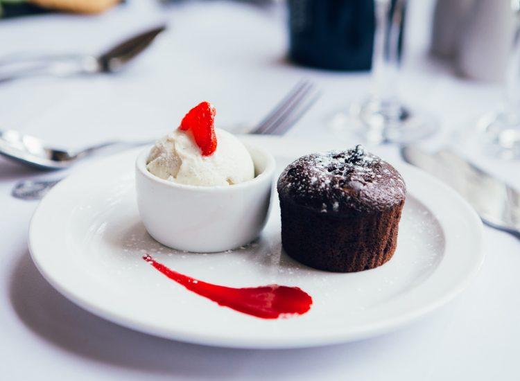 Mercure Letchworth Hall Food - Dessert