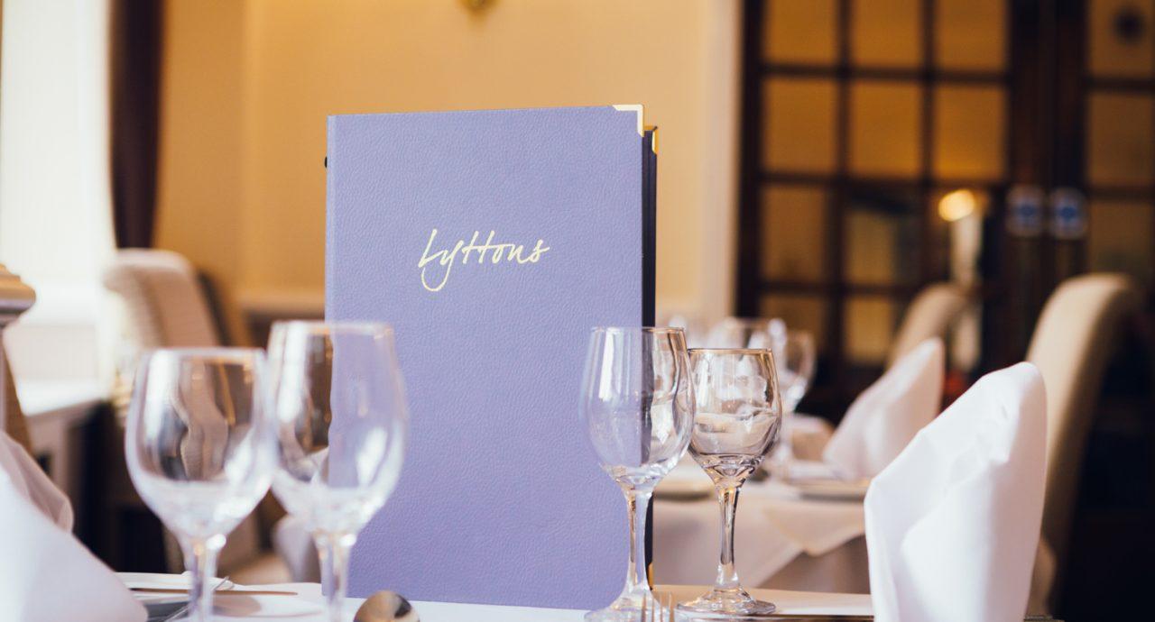 Mercure Letchworth Hall Restaurant - Menu