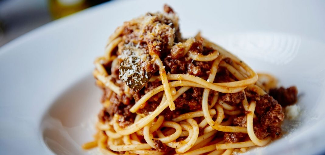 Mercure London Bloomsbury Marco's Restaurant -Spaghetti