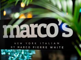 Mercure London Bloomsbury Marcos Restaurant