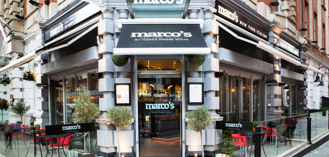 Mercure London Bloomsbury Marcos Restaurant Entrance