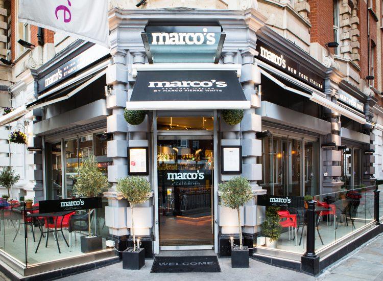 Mercure London Bloomsbury Marcos Restaurant Entrance
