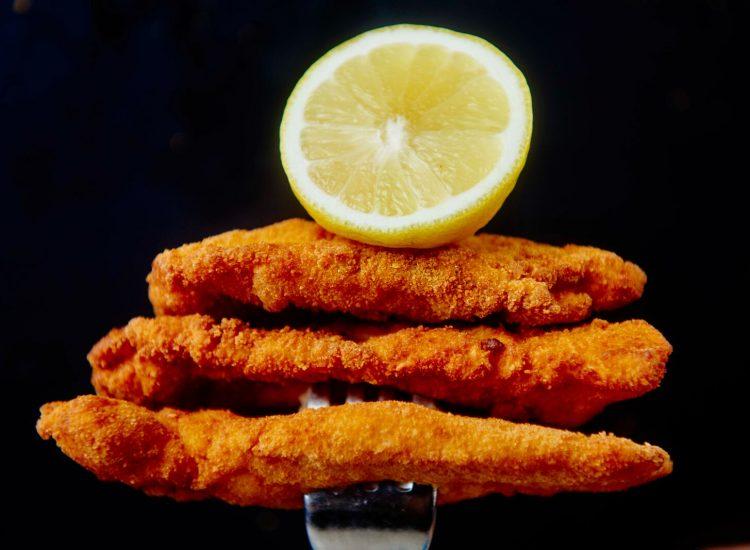 Mercure London Bloomsbury Restaurant - Fish fingers