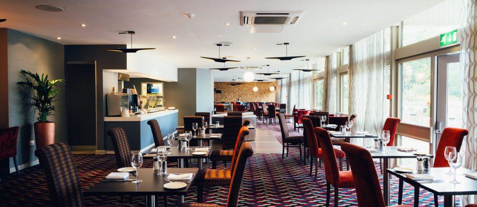 Novotel Nottingham Hotel Restaurant