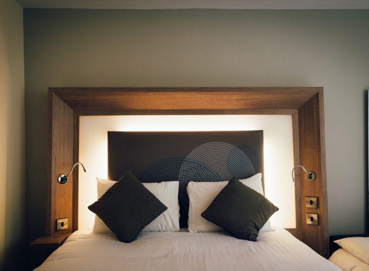 Novotel Hotel Nottingham Derby, Double Bedroom