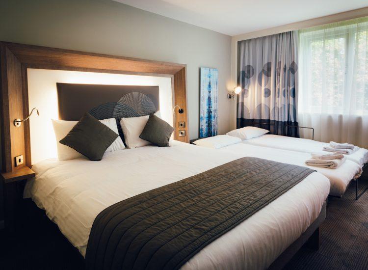 Novotel Hotel Nottingham Derby, Family bedroom
