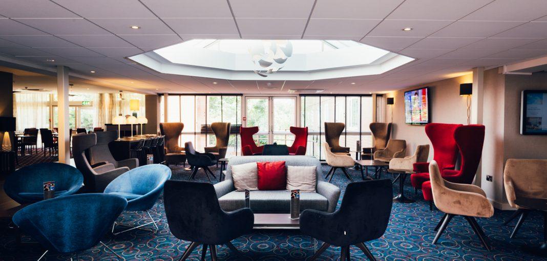 Novotel Hotel Nottingham Derby, Lounge Area