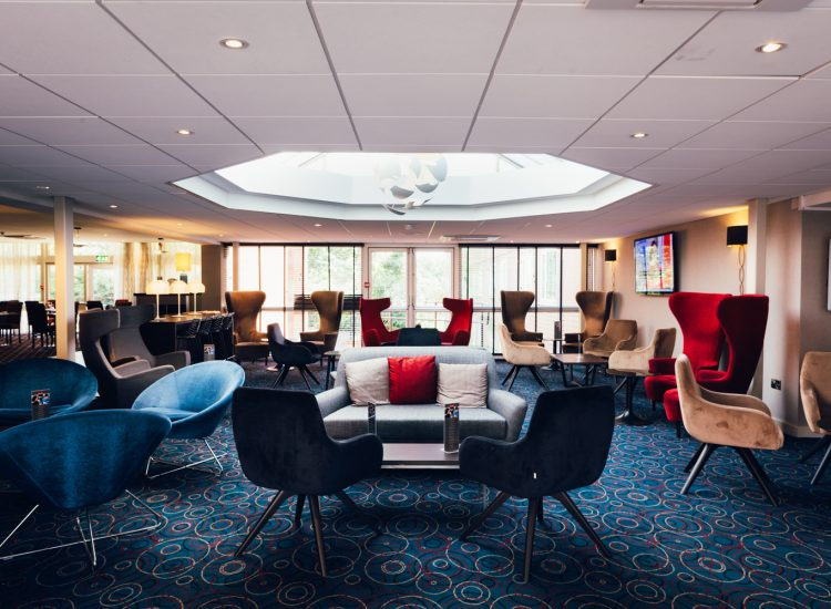 Novotel Hotel Nottingham Derby, Lounge Area