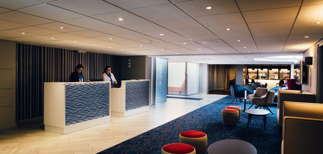 Novotel Hotel Nottingham Derby, Reception