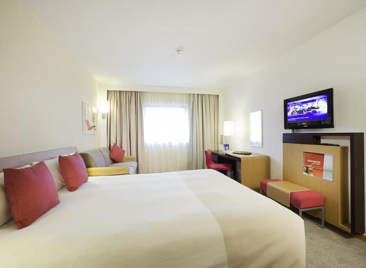 Novotel Coventry Family Room