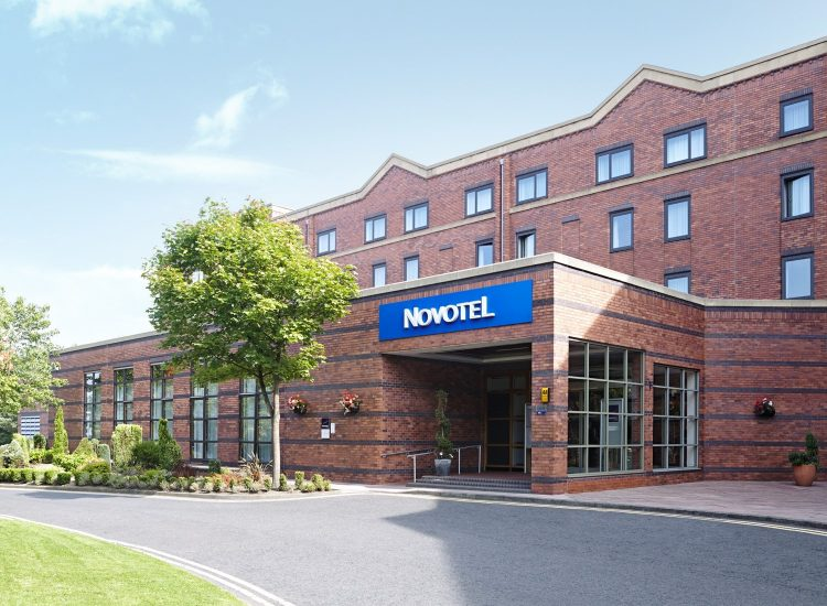 Novotel Newcastle Hotel Exterior 2