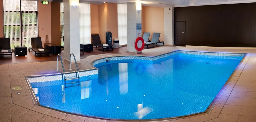 Novotel Newcastle Hotel Pool