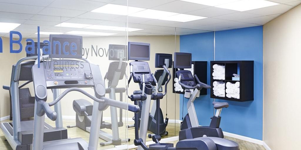 Novotel Newcastle Hotel Wellness Centre