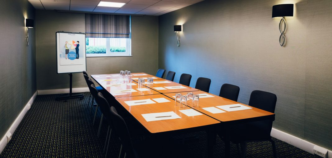 Novotel Stevenage Hotel Meeting Room