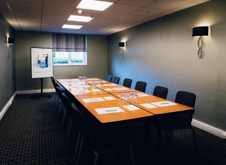 Novotel Stevenage Hotel Meeting Room