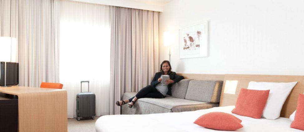 Novotel Hotel Newcastle, Room 2