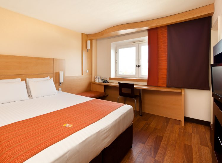 Ibis Forum Stevenage Double Room
