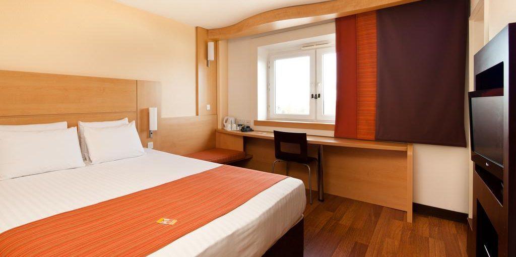 Ibis Forum Stevenage Standard double room