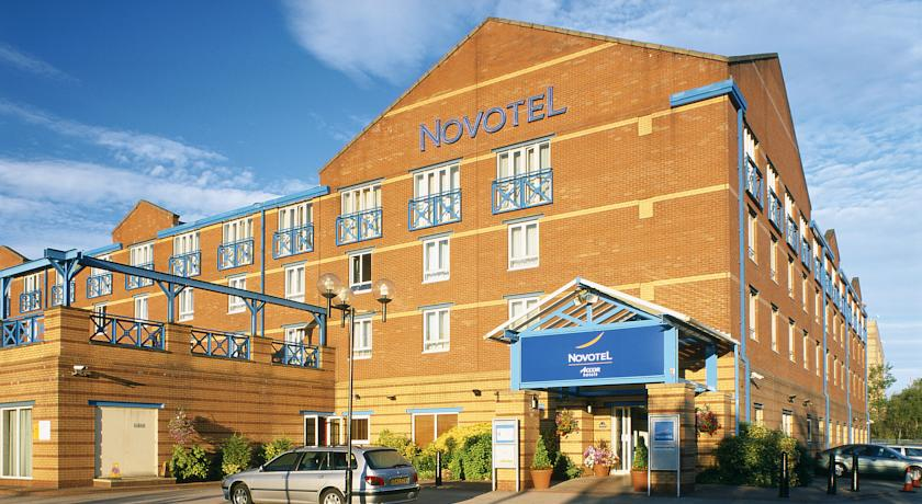 Novotel Wolverhampton Exterior