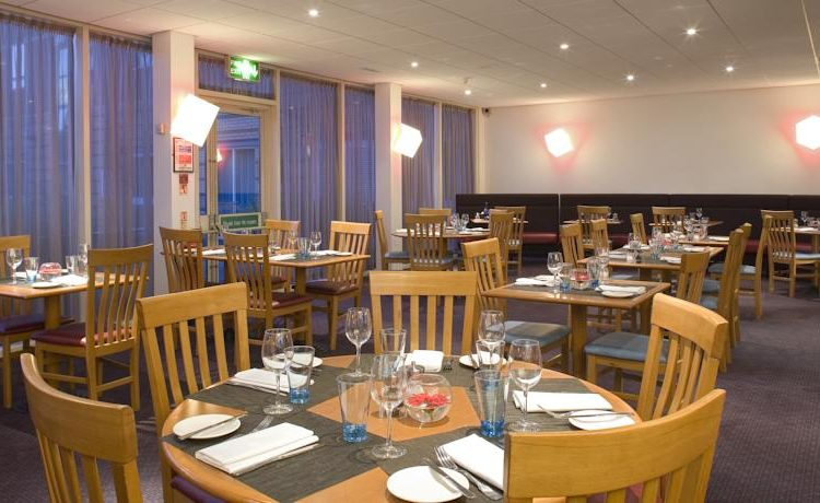 Novotel Wolverhampton restaurant