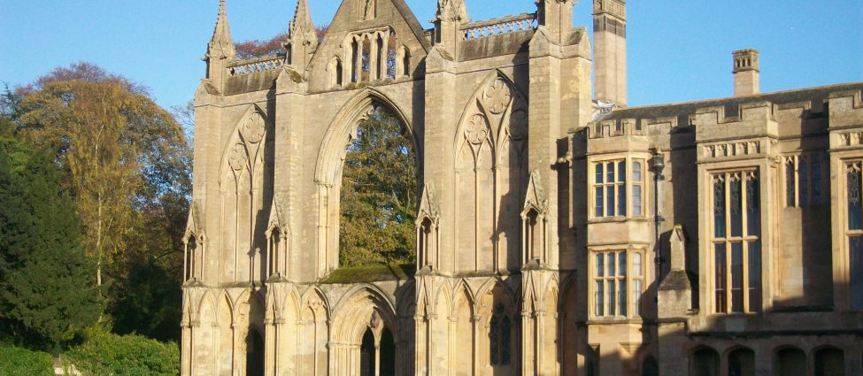 Newstead Abbey Nottingham