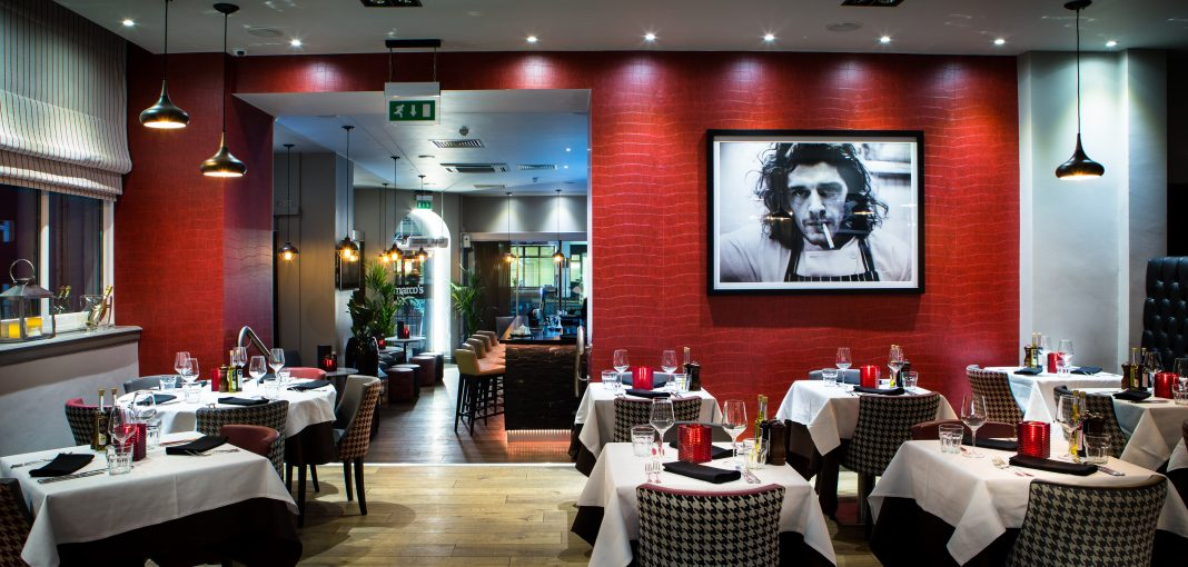 Mercure Hotel London Bloomsbury, Marco Pierre White Restaurant