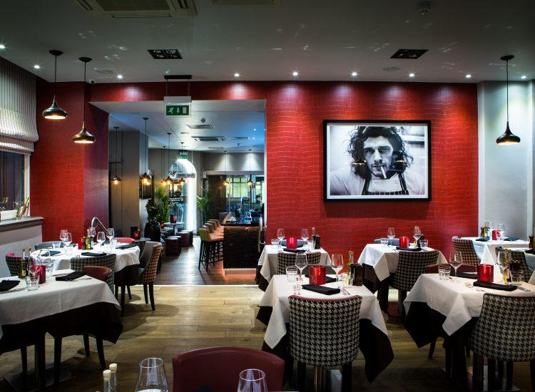 Mercure Hotel London Bloomsbury, Marco Pierre White Restaurant